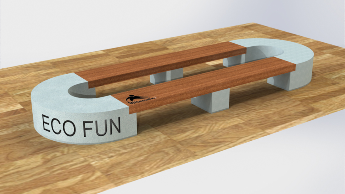 Eco Fun Bench